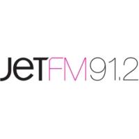 Logo of radio station JET FM