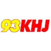 Logo de la radio 93KHJ