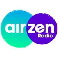Logo of radio station AirZen Radio