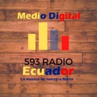 Logo of radio station Radio Digital Ecuador