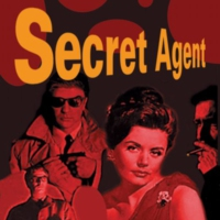 Logo of radio station SomaFM - Secret Agent