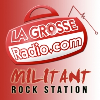 Logo of radio station La Grosse Radio