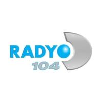 Logo of radio station Radyo D