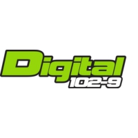 Logo of radio station XHMG Digital FM 102.9 FM