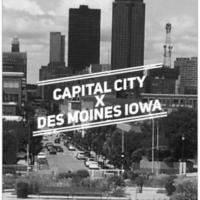Logo of radio station Capital City X