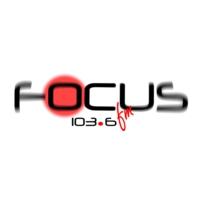Logo de la radio Focus 103.6 FM