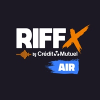 Logo de la radio Riffx Air