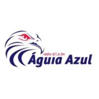 Logo de la radio Rádio Águia Azul