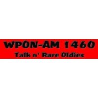 Logo of radio station WPON 1460