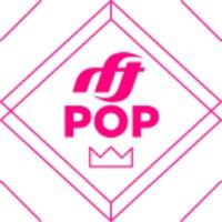 Logo of radio station RFT - Pop