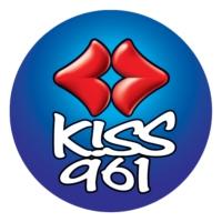Logo de la radio Kiss FM 96.1