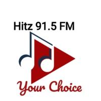 Logo de la radio HITZ 91.5 FM