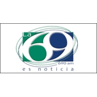 Logo of radio station XEN La 69 690 AM