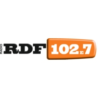Logo of radio station RDF 102.7