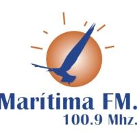 Logo of radio station Maritima FM 100.9 Mz