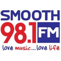 Logo of radio station Smooth 98.1 FM