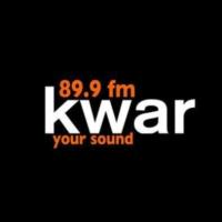 Logo of radio station KWAR-89.9 FM