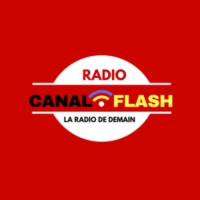 Logo of radio station CANAL FLASH