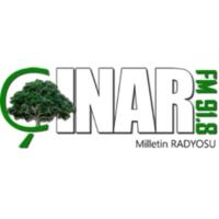 Logo of radio station Çınar FM 91.8
