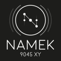 Logo of radio station Namek 9045 XY