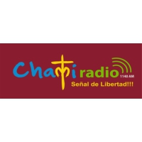 Logo of radio station Chami Radio 1140 AM