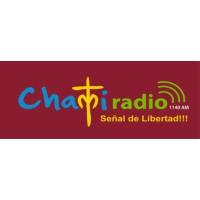 Logo de la radio Chami Radio 1140 AM
