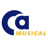 Logo of radio station CA Musical 107.0