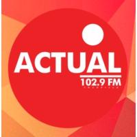 Logo of radio station Radio Actual FM 102.9