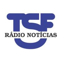 Logo of radio station TSF Rádio Notícias