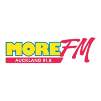 Logo of radio station More FM 91.8