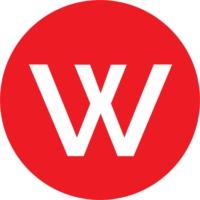 Logo of radio station We Are Live