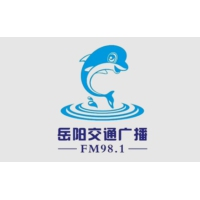Logo of radio station 岳阳交通广播 FM104.5