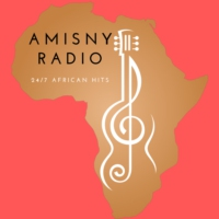 Logo of radio station Amisny Radio