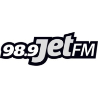 Logo of radio station CFCP 98.9 Jet FM