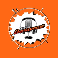 Logo of radio station DariasMusicFM