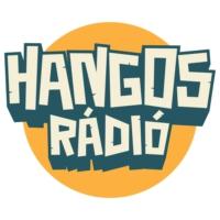 Logo of radio station Hangos Rádió