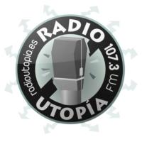 Logo of radio station Radio Utopía 107.3 FM