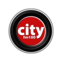 Logo of radio station City FM 100