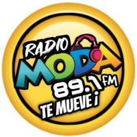 Logo of radio station Radio Moda 89.1 FM