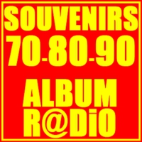 Logo of radio station album radio souvenirs