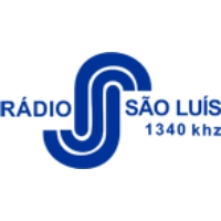 Logo of radio station Rádio Sao Luis 1340 AM