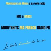 Logo of radio station Moov'n Hits
