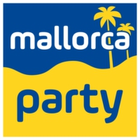 Logo of radio station ANTENNE BAYERN Mallorca Party