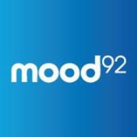 Logo of radio station Mood 92 FM