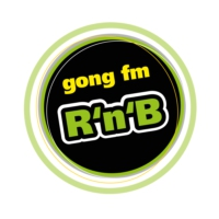 Logo of radio station gong fm R'n'B