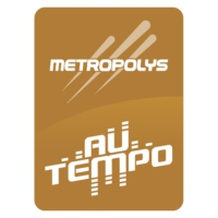 Logo of radio station Metropolys au Tempo