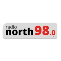 Logo of radio station North Radio 98.0