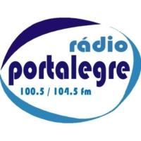 Logo of radio station Rádio Portalegre