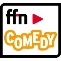 Logo of radio station ffn Comedy