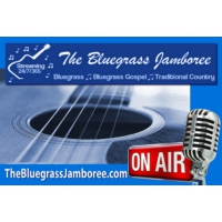 Logo of radio station The Bluegrass Jamboree